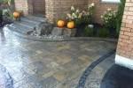 front stone patio